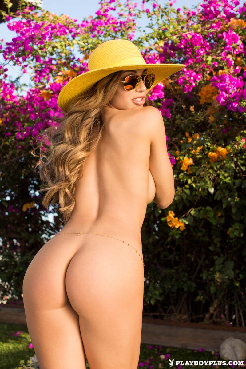 Ana Cheri Is The Playboy Playmate Of The Month October 2015