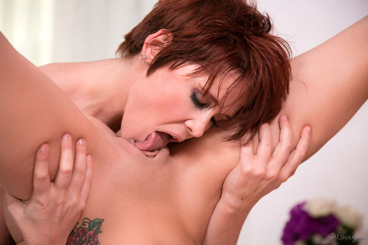 Digital playground lesbians fucking each other with strapon 4
