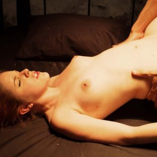 Amarna Miller  | An Appointment with her master.