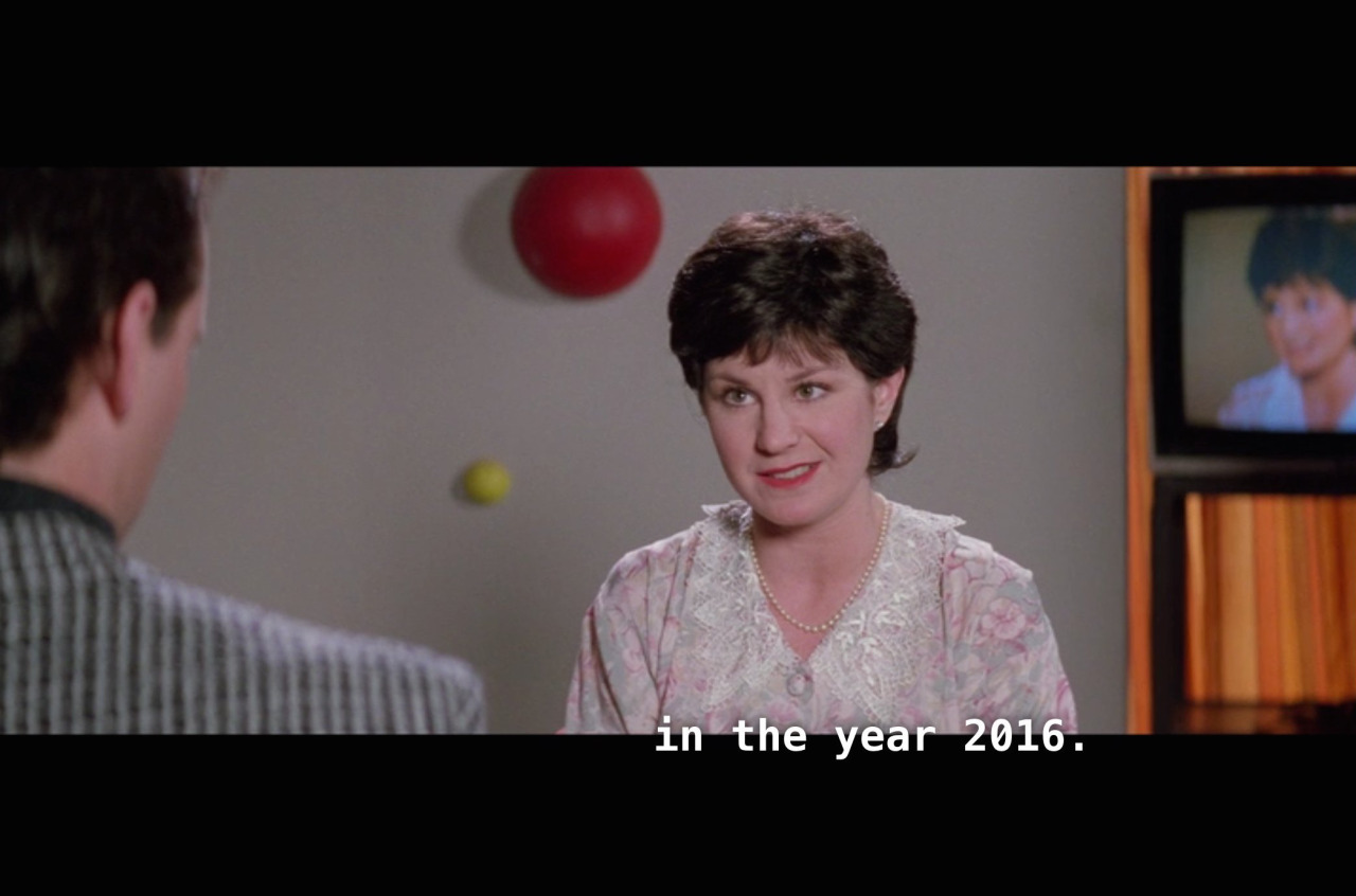 Valentine's Day 2016. Still from Ghostbusters II.