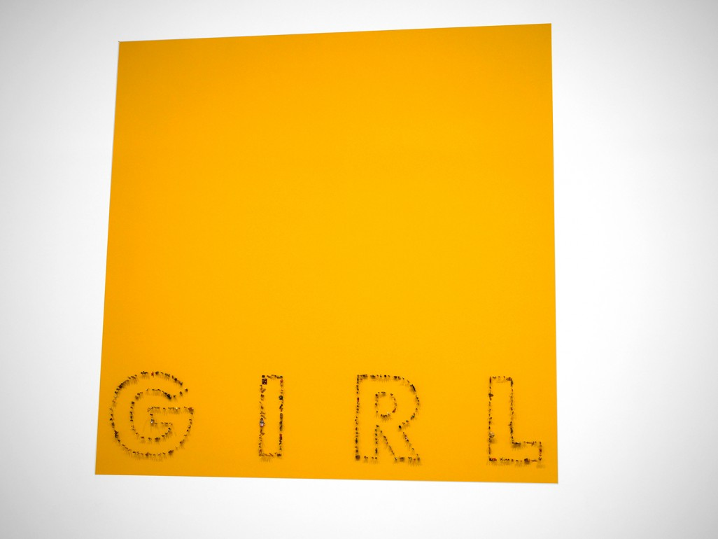 G I R L | curated by Pharrell Williams, Galerie Perrotin, Salle de Bal, Paris