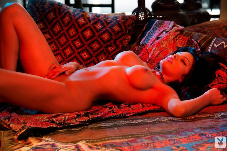 Sherlyn Chopra Nude for Playboy