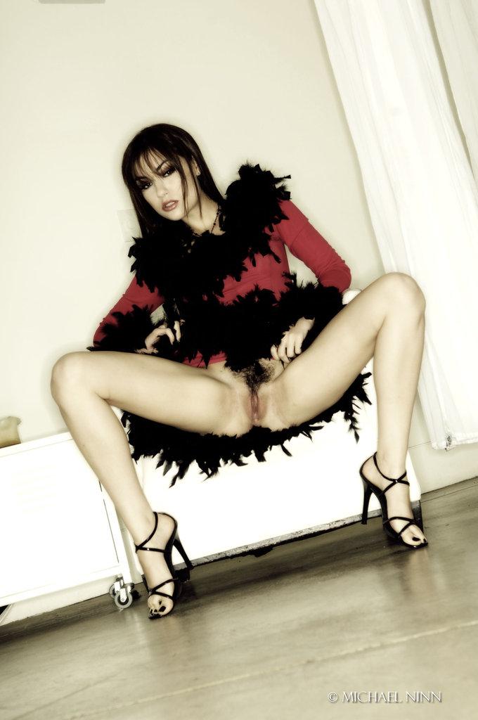 Sasha Grey nude by Michael Ninn.
