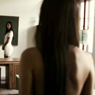 Alexa Tomas and Lauren nude in REM | video still from scene 01 | crave at VivThomas