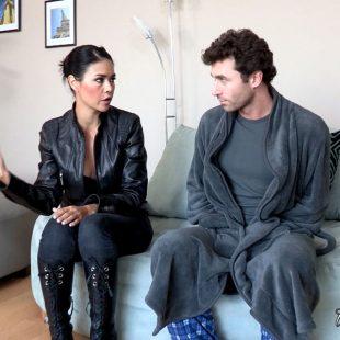 Dana Vespoli and James Deen at Twisted Visual.