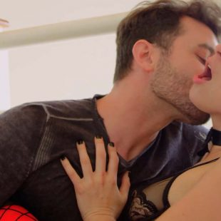 James Deen and Riley Reid are a sexy BDSM couple in this Kinky Kitten video.