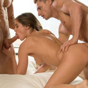 Caprice doubles the fun.
