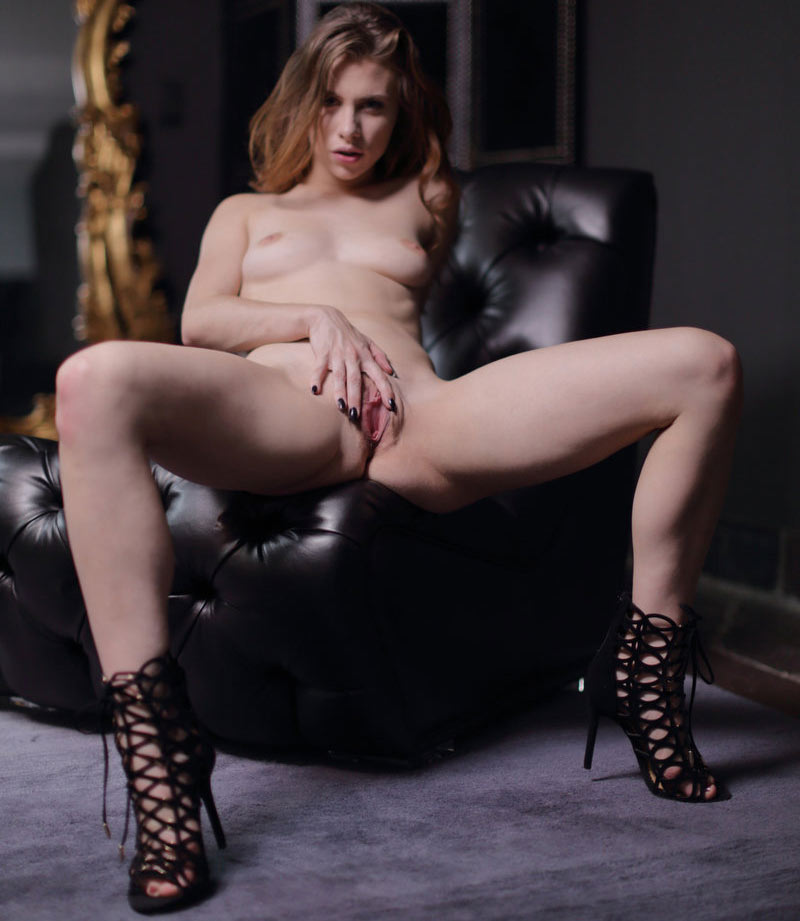 Anya Olsen nude in a video at x-art.