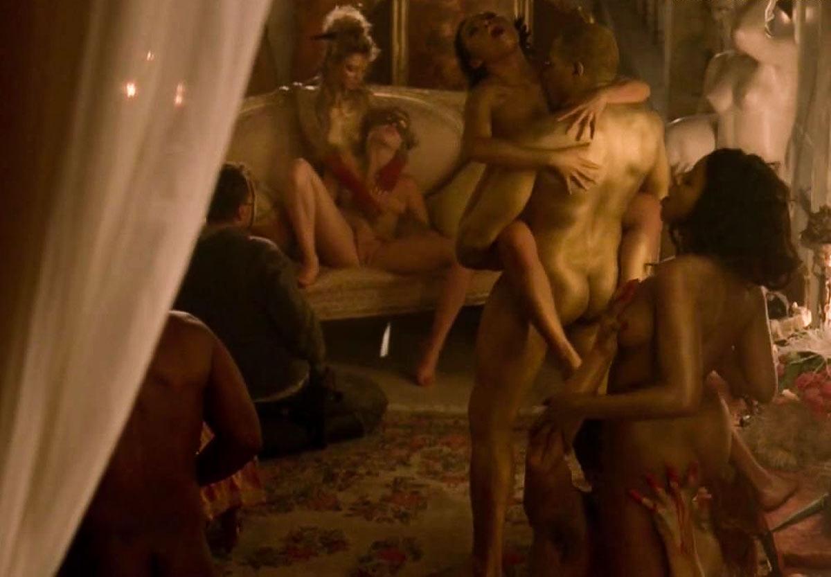 Babel sexual scenes