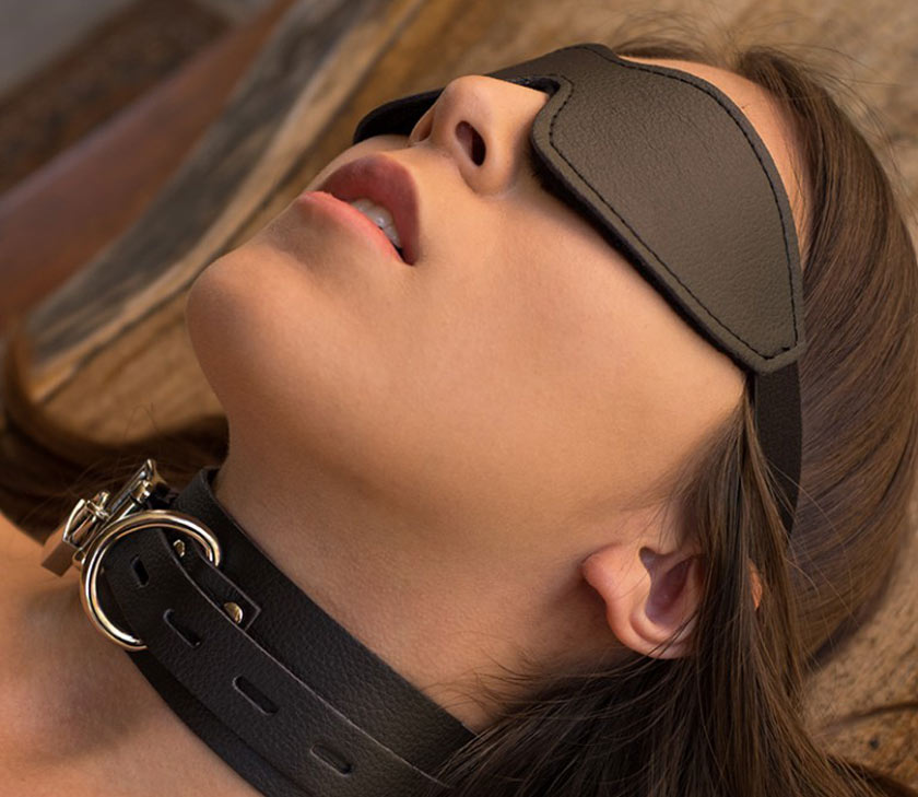 """""""The Vondage line of Vegan Bondage gear offers the perfect basic bondage equipment to get started having fun in the bedroom."""