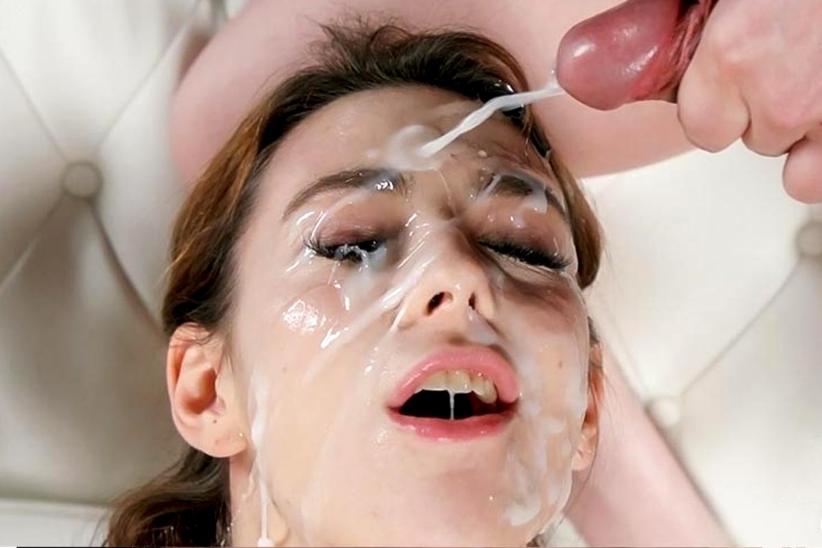 Bukkake uncensored facials and cumshots on nude girls. Cum Fetish videos from Japan by SpermMania. Tera Link ger her face covered in cum.