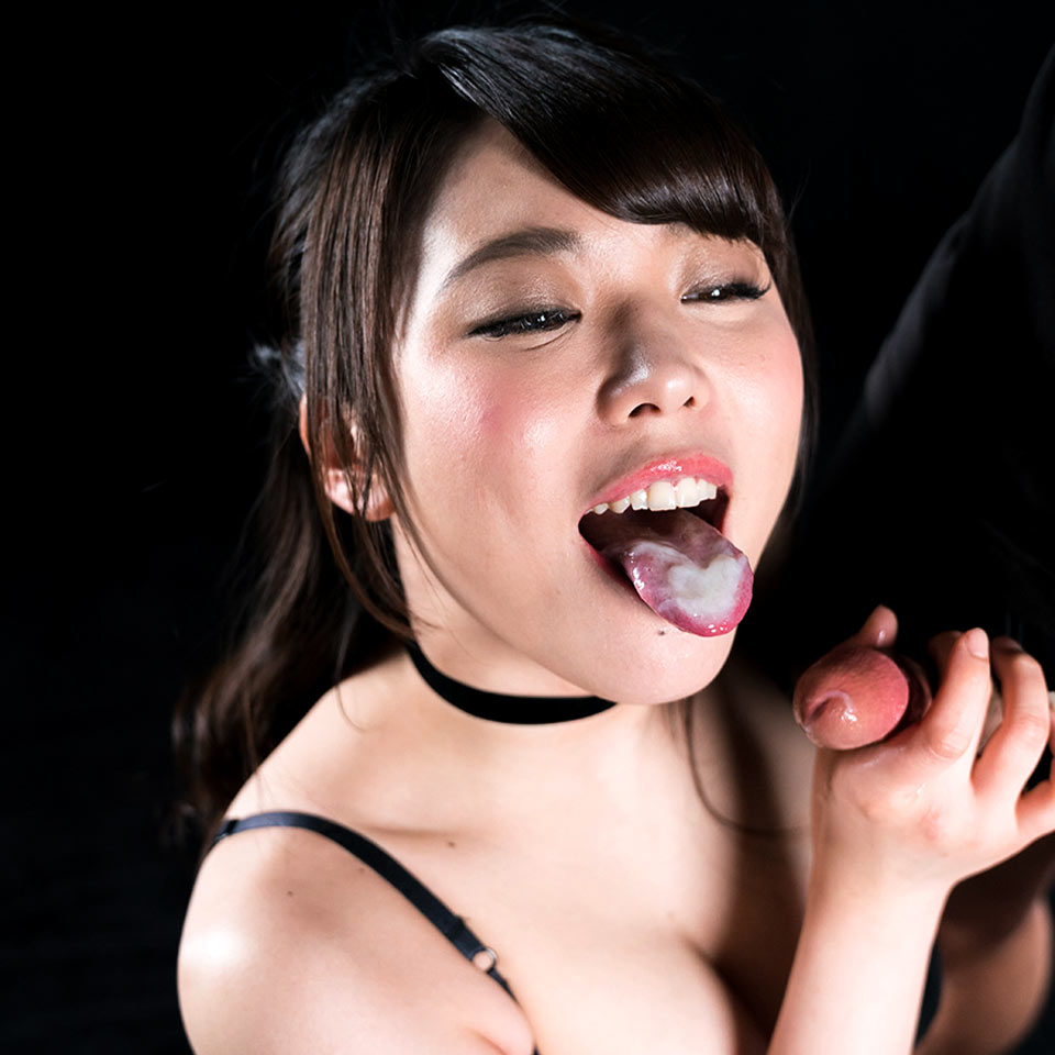 Japanese Mature Cum Mouth