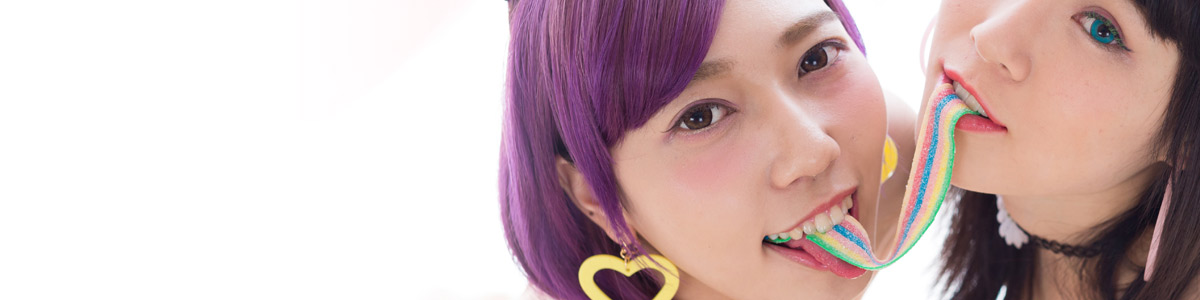 Lollipop Girls, Japanese Candy Girls | Cute as Fuck, LollipopGirls